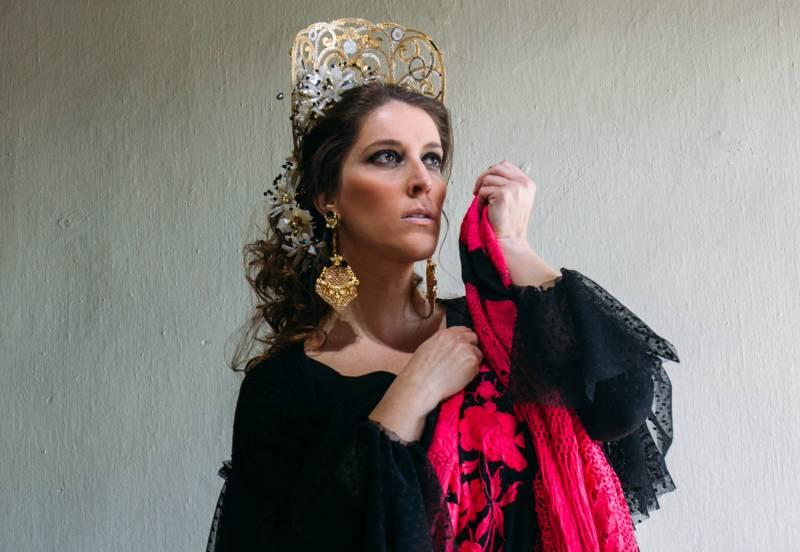 La cantant Argentina. EPDA