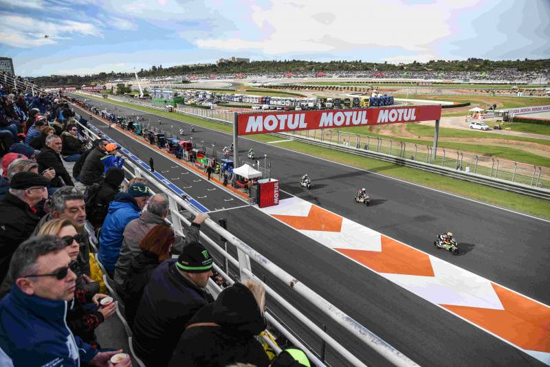 El Gran Premio de la Comunitat Valenciana vuelve a cambiar su fecha al 29 de noviembre