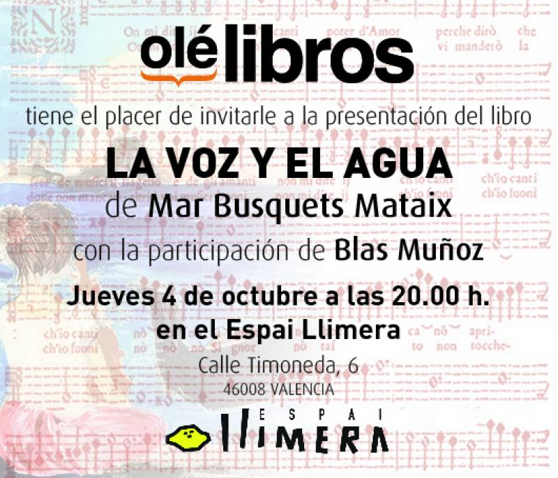 Invitación del evento
