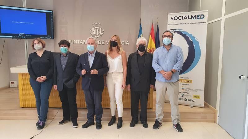Equip de Socialmed.