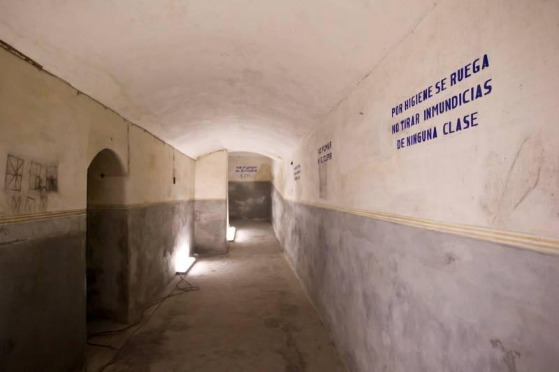 Refugio Guerra Civil, Bombas Gens
