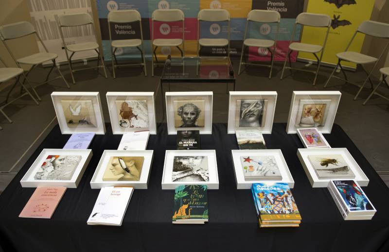 Las 10 obras premiadas en la presente edición