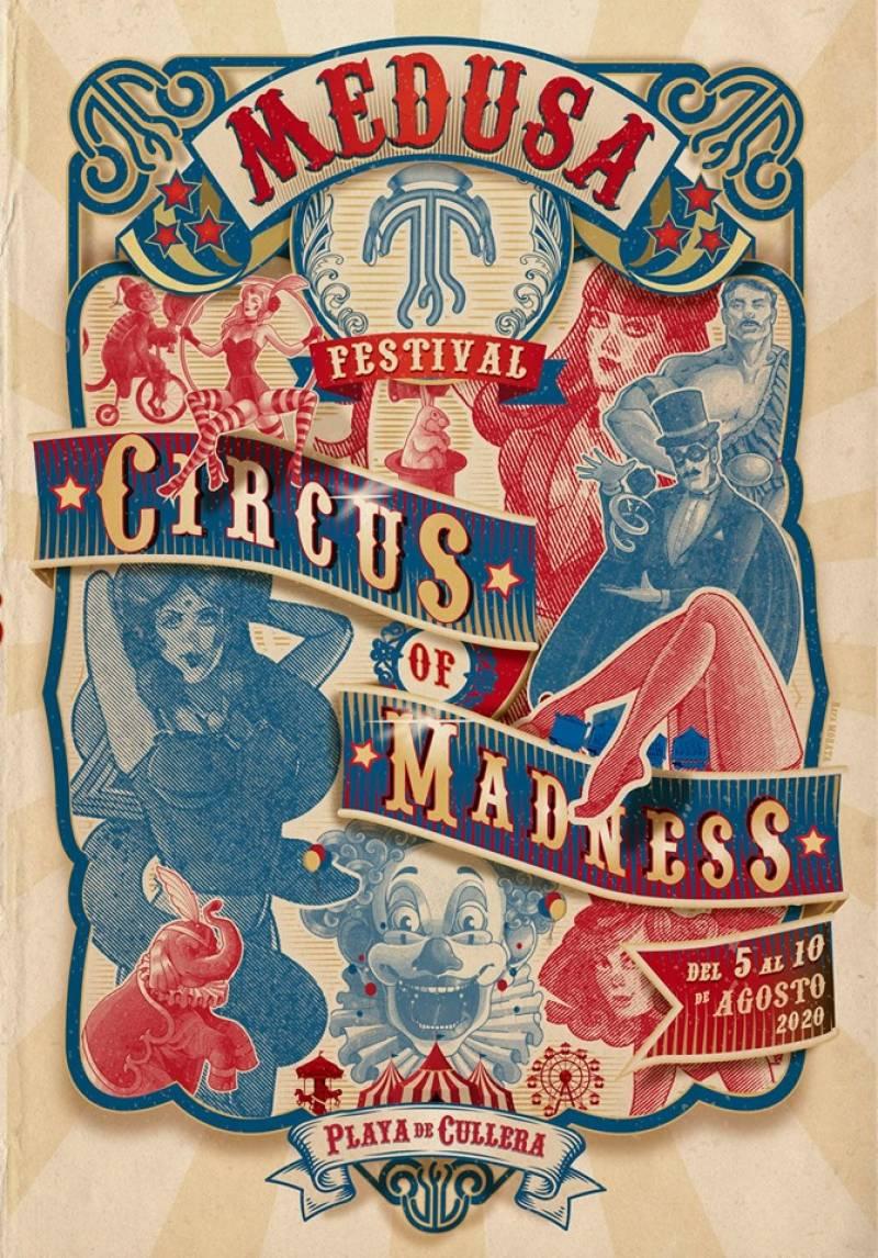 MEDUSA 2020 CIRCUS OF MADNESS