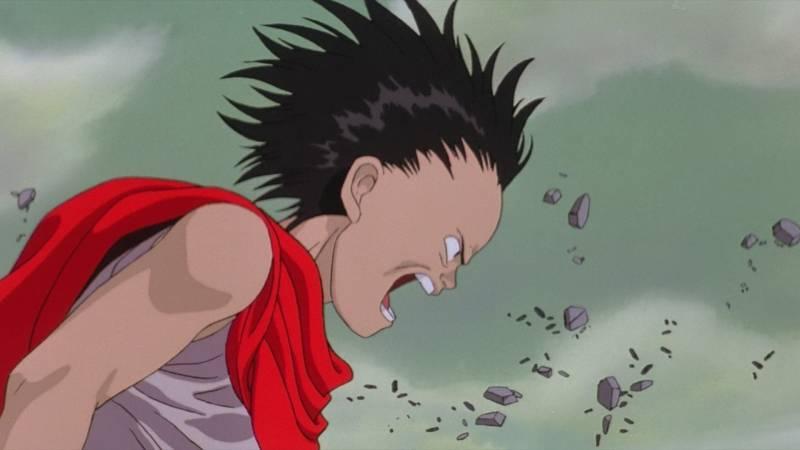 Imagen de la película animada japones,