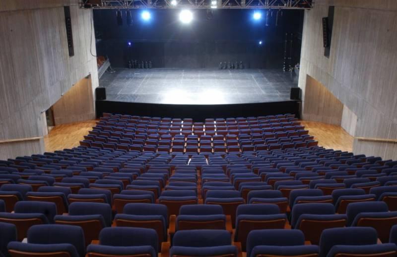 Imagen de archivo Teatro Musical, València./ EPDA