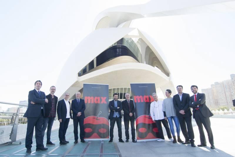 Premios Max en Valencia