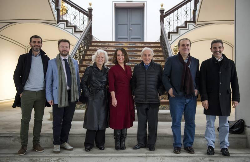 Miembros del nuevo Comité Asesor de los Premios Iturbi