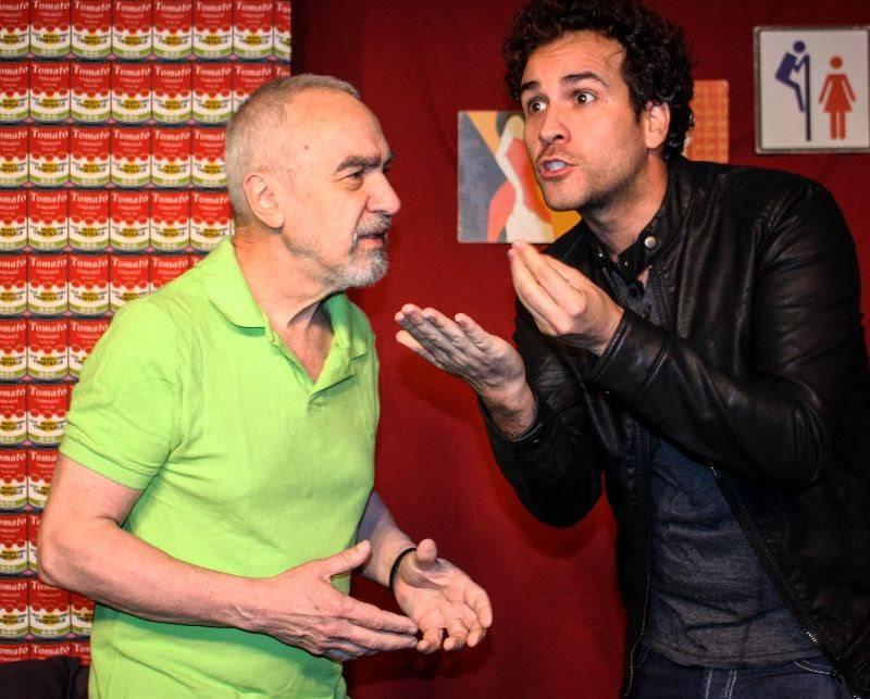 Historia de una maestra, Teatro Talia./ EPDA