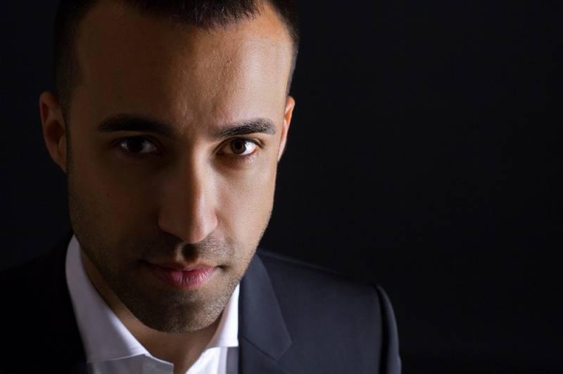 El compositor y director valenciano Saül Gómez Soler. EPDA.