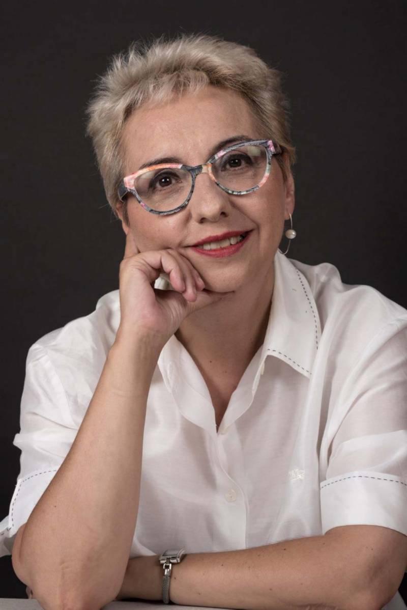 Elisa Peris. FOTO VIU