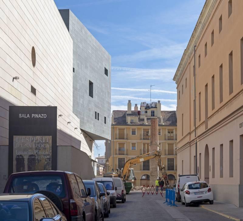 El IVAM se abre al barrio del Carmen