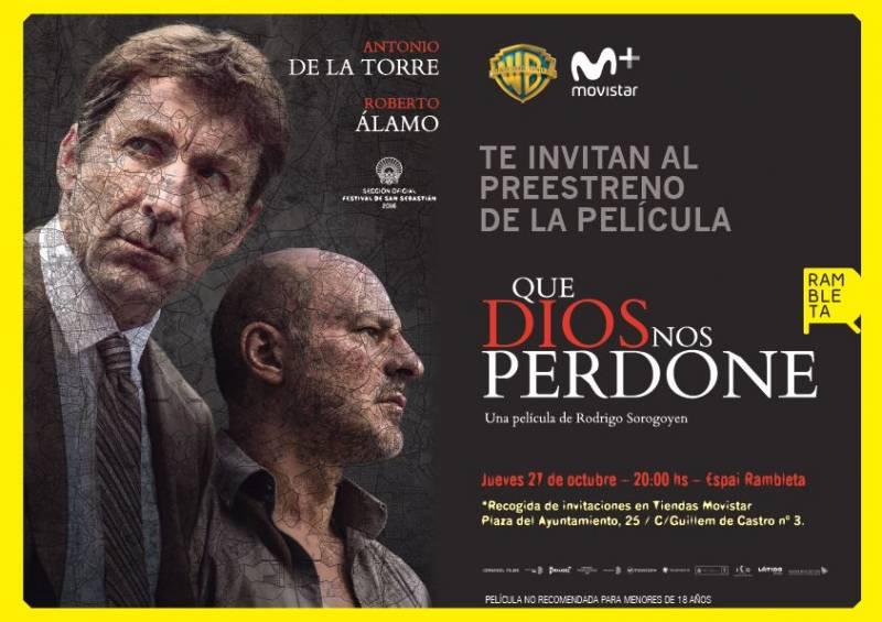 Antonio de la Torre y Roberto Álamo