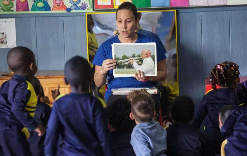 Escuela infantil de Casa Caridad