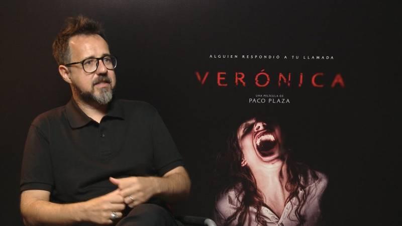 Paco Plaza, director de Verónica