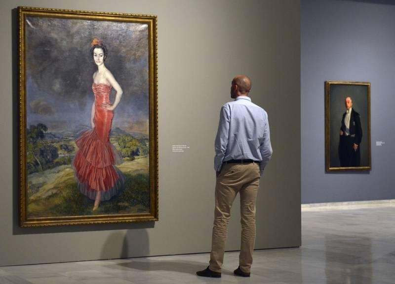Exposición Zuloaga