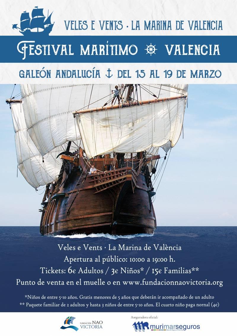 Festival Marítimo Valencia