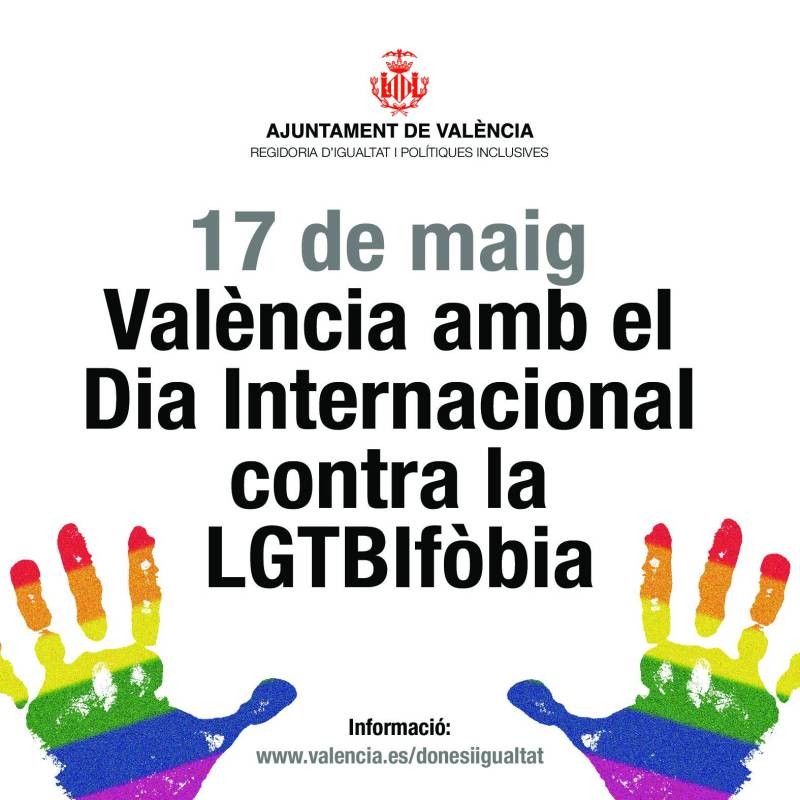 Día Internacional contra la LGBTIfòbia