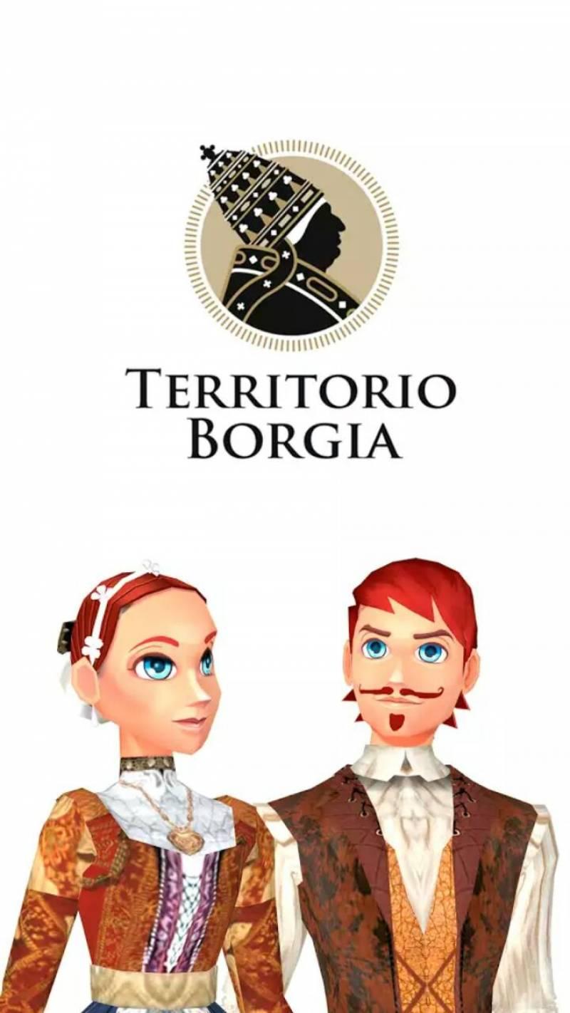 App Territorio Borgia