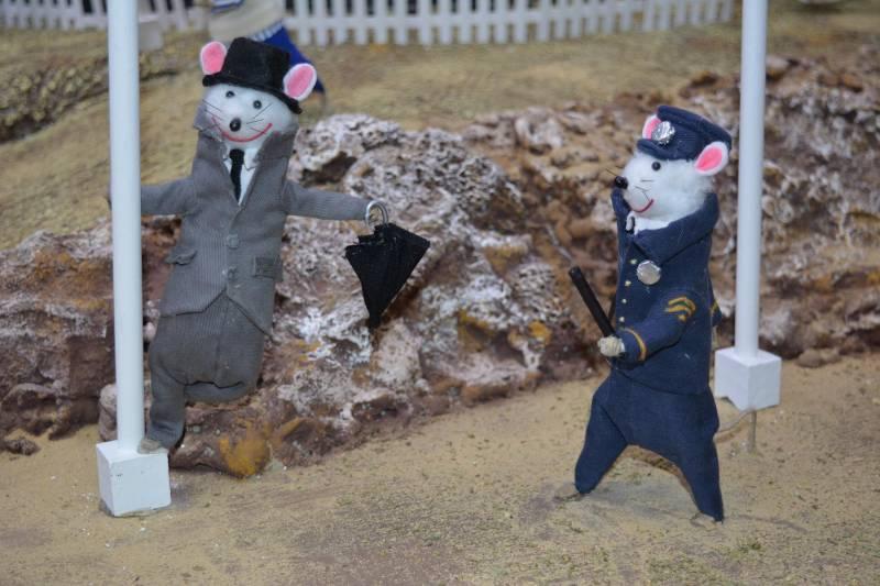 El ratoncito Pérez ya tiene su Belén en Valencia