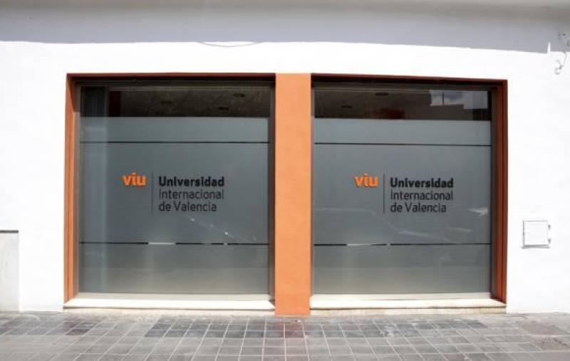Imagen de archivo VIU, Universidad Internacional de València./ EPDA