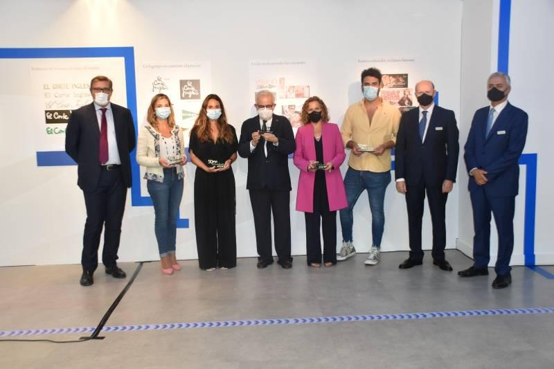 Inauguración de la exposición. EPDA