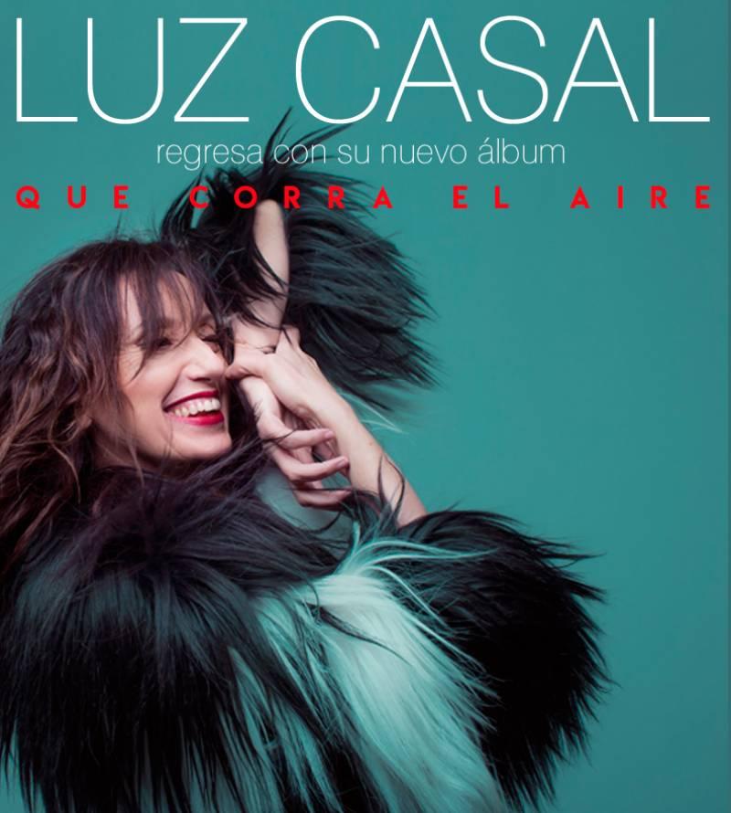 Luz Casal, nuevo disco