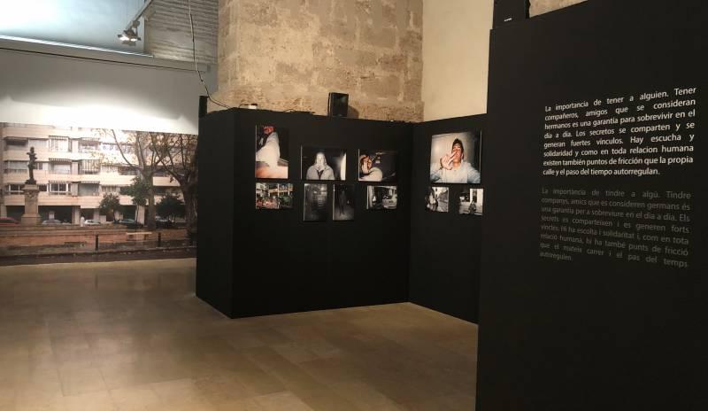Exposició Callejeros. EPDA