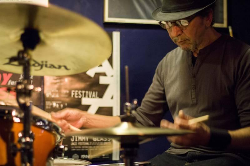 Uno de los artistas de Jazz. //viu valència