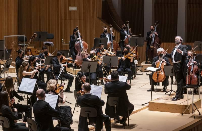 Orquestra de la Comunitat Valenciana. EPDA