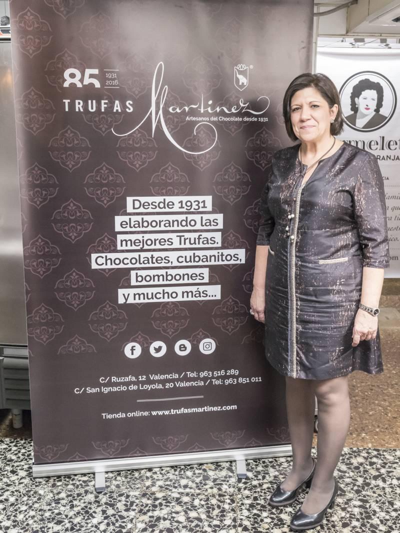 Teresa Ricart // Foto Vicente Rupérez