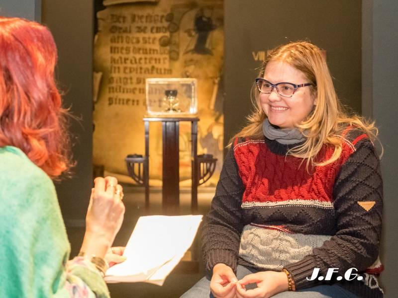 La tesis de la Doctora en Hª del Arte Ana Mafé revoluciona el paradigma del Santo Grial