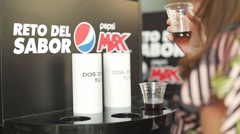 Reto Pepsi MAX