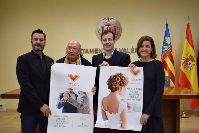 Presentación del Valencia Wedding Festival