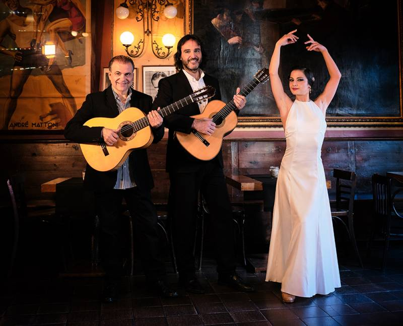 Guitarras del Mediterraneo Irene de la Rosa