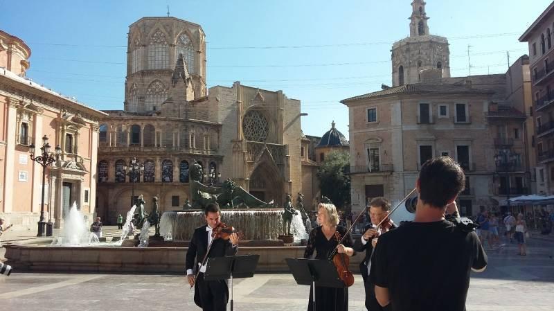 Orquesta València Pl. Mare Déu