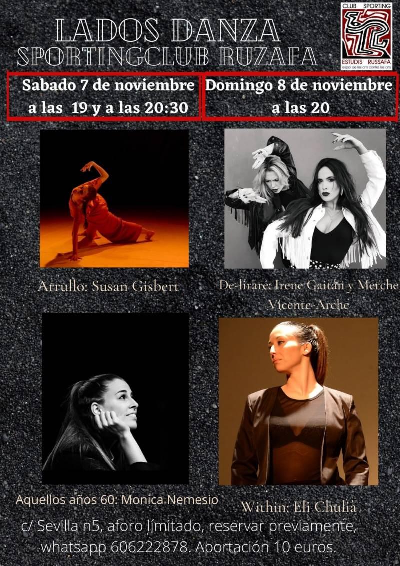El Institut Valencià de Cultura estrena en el Rialto la producción de danza