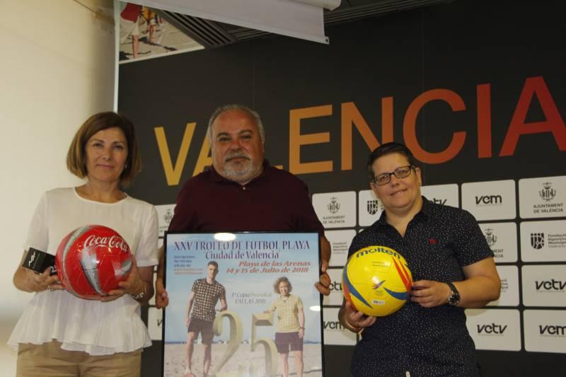 Trofeo Ciutat de València de Futbol Platja