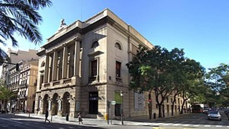 El Teatre Principal de Valencia./ Wikipedia