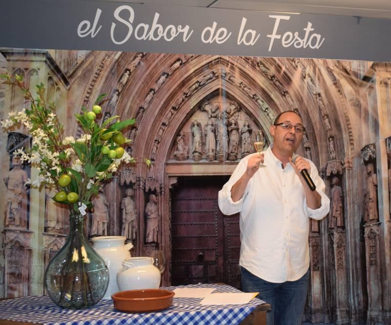 Cata de cavas valencianos en El Sabor de la Festa