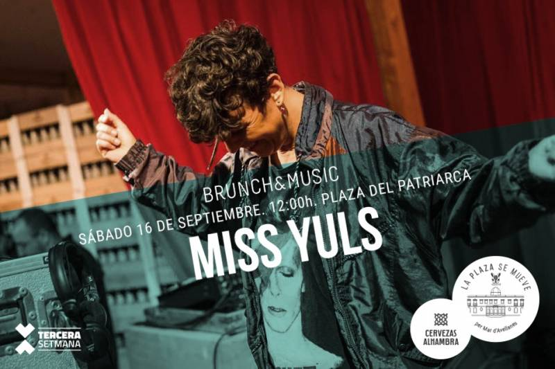 Cartel Miss Yuls