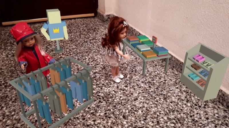 Hipercor juguetes