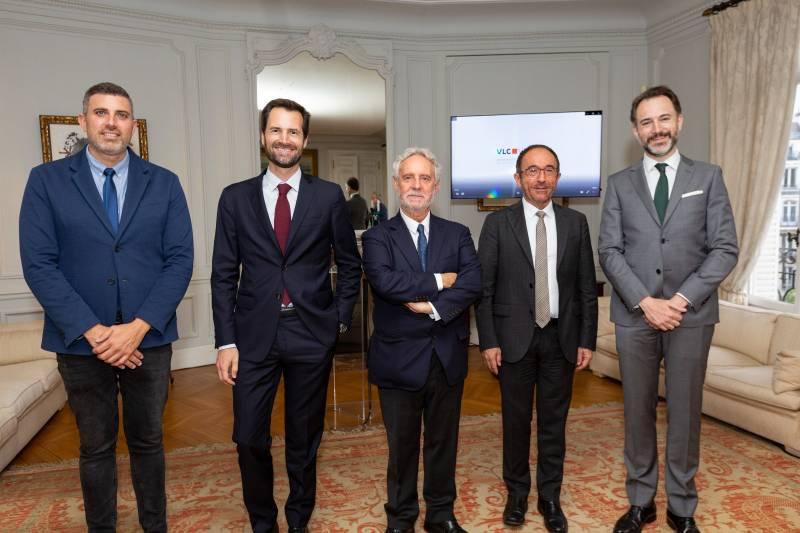 La presentació de València a París, organitzada per Visit València i València Turisme, sota la marca Delicious València.