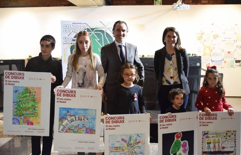 Metrovalencia, Entrega de premios