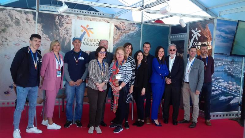 Cartel Feria Embutido Requena