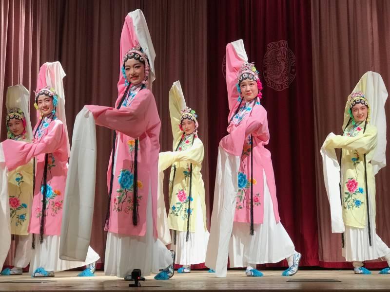 Vientos melódicos de China. La ópera de Sichuan