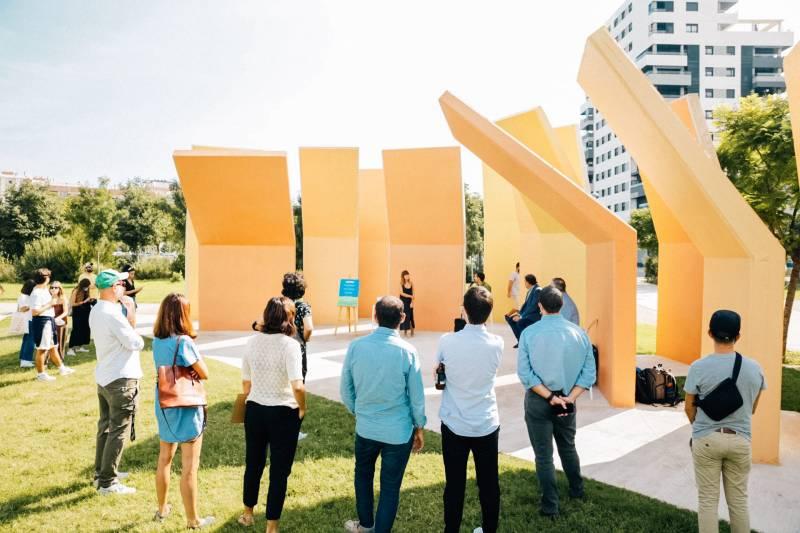 Serialparc, la nova activació en sèrie dels parcs de València a través de la música.