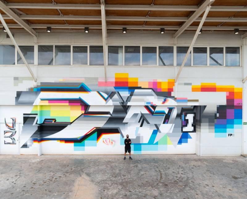 La ruta ?Art a la Marina? de València. EPDA