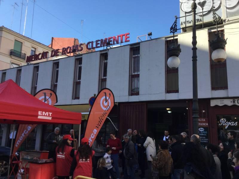 Mercat Rojas Clemente