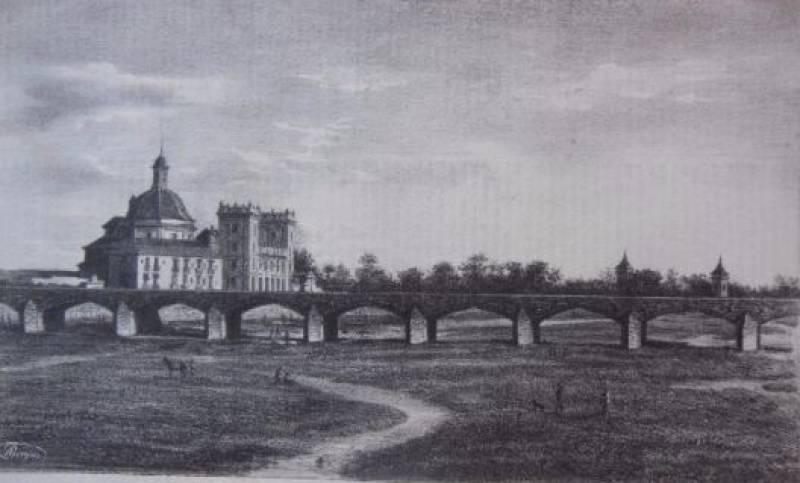 Puente de la trinidad. Almanaque