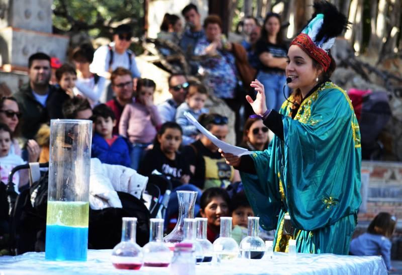 Día de la ciencia - BIOPARC Valencia